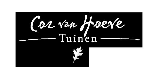 Logo Cor van Hoeve - Tuinen